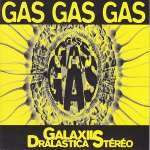 GAS GAS GAS cover